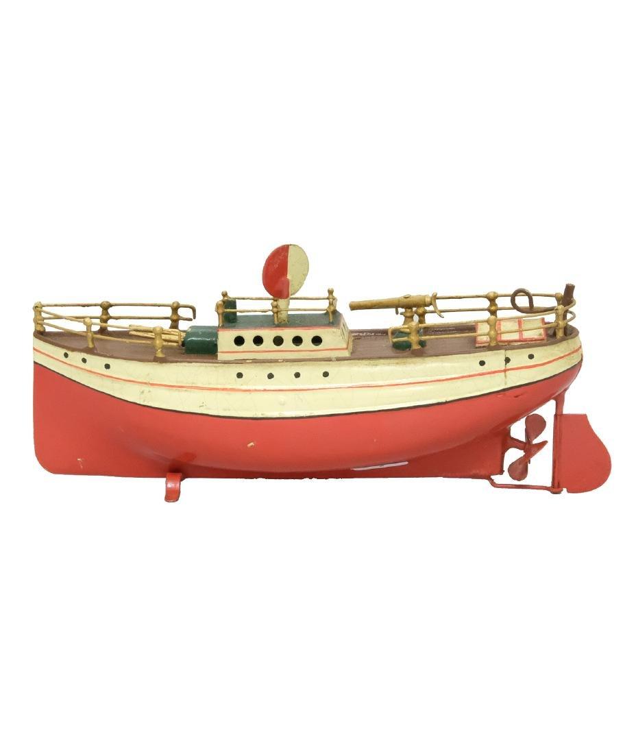 Miniature Gunboat