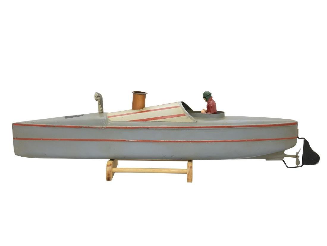 Speedboat #3