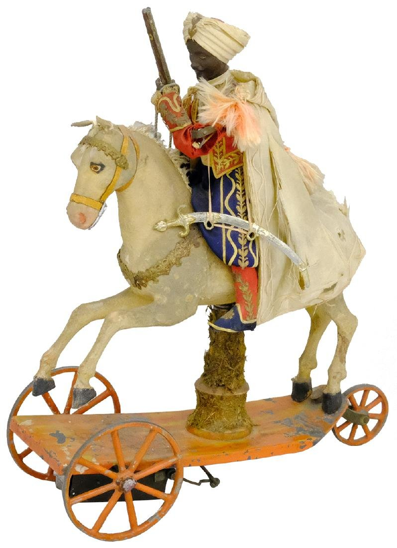 Arab Cavalry Automaton