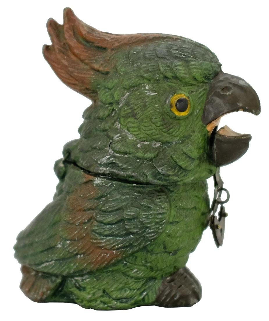 Spring-Jawed Parrot