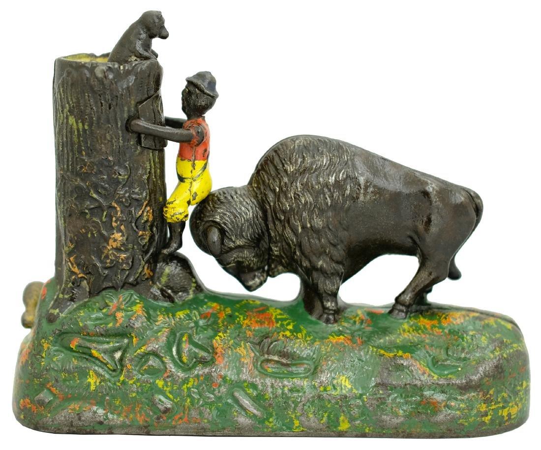 Butting Buffalo Bank