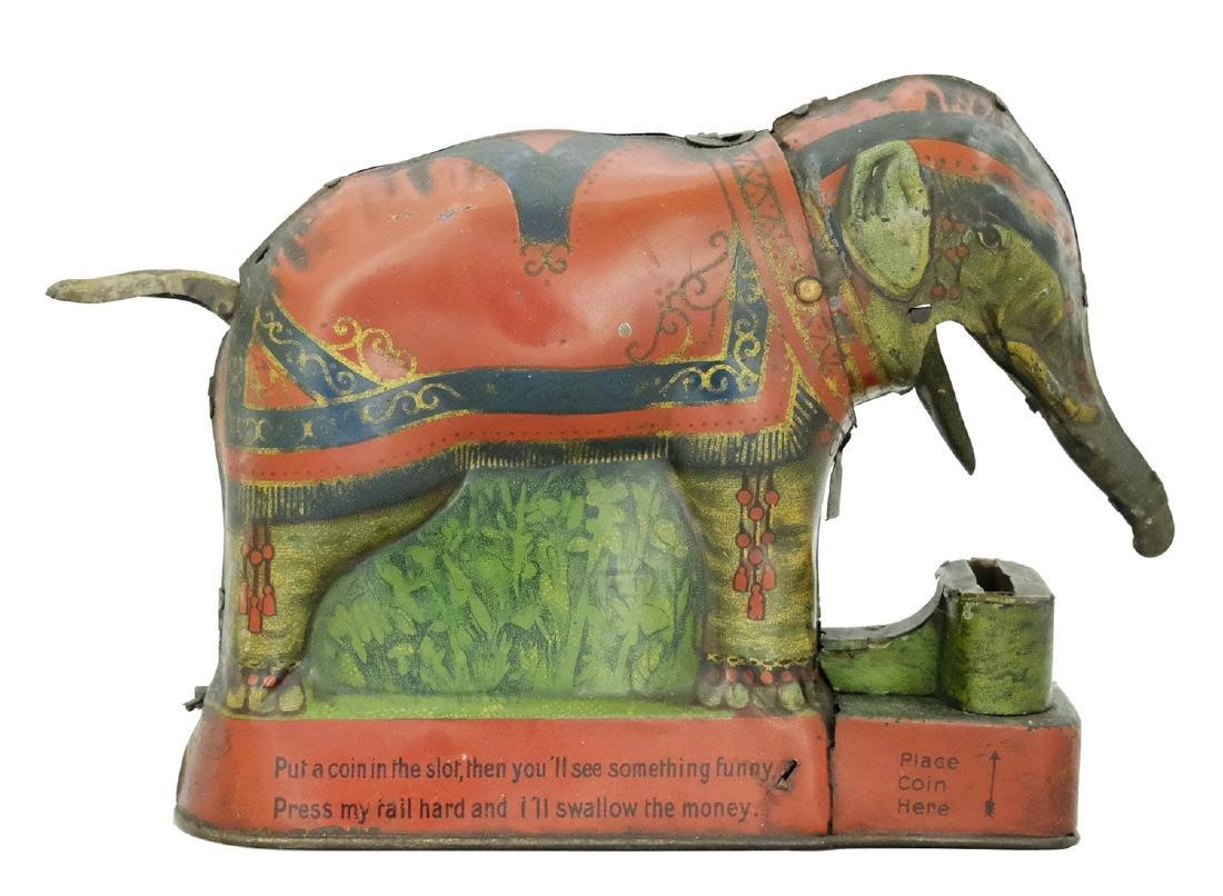 Royal Trick Elephant Bank
