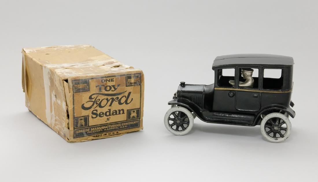 Two Door Sedan with Box