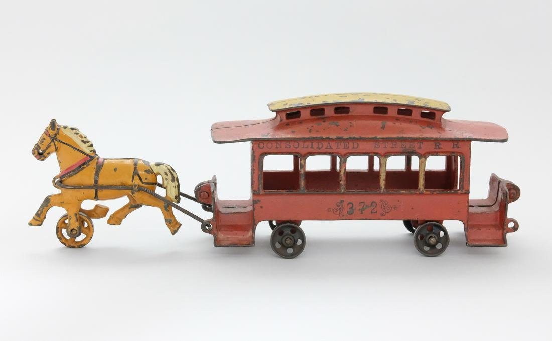 Consolidated Street RR Trolley