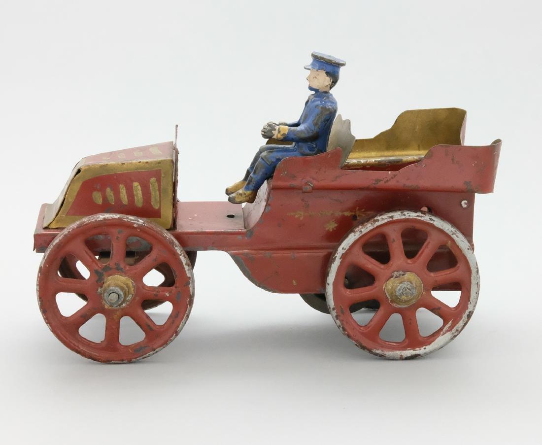 Open Touring Car
