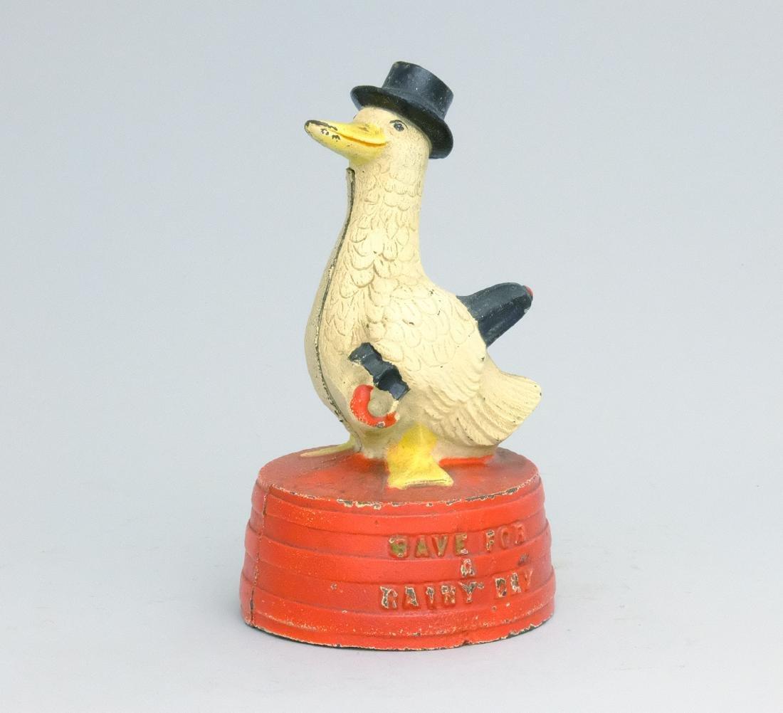 Duck on Tub