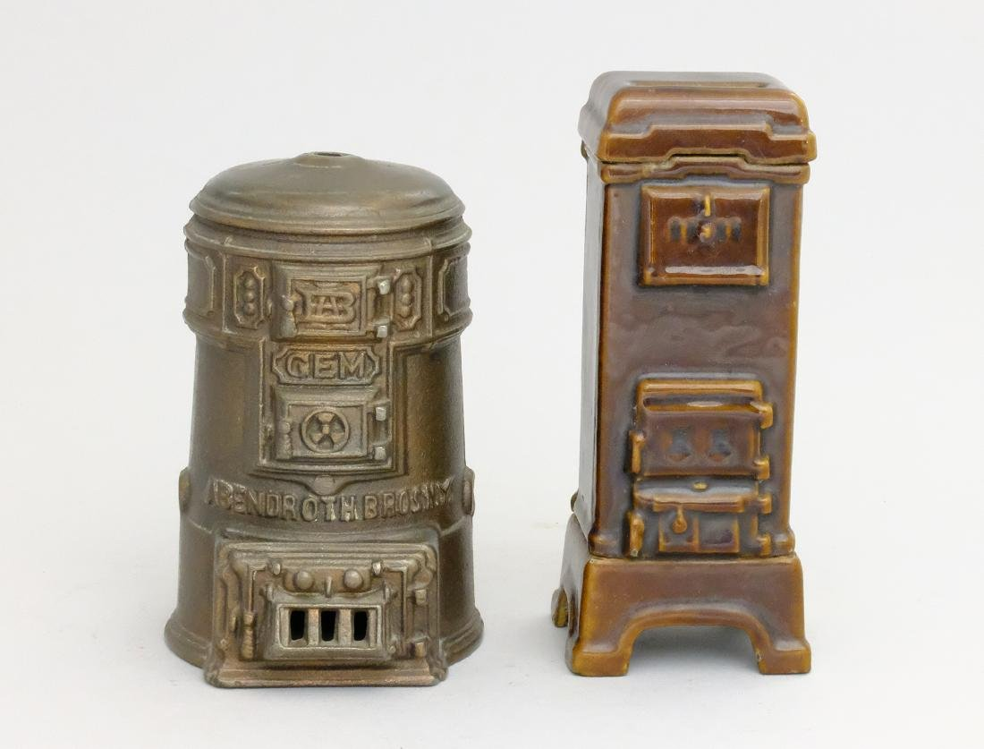 Gem and Tiger Stove Banks