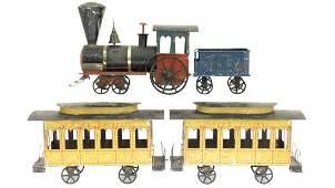 Union Pacific Railroad Floor Train