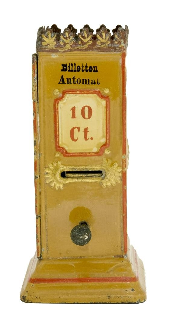 Ticket Automat