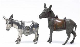 Two Donkey Still Banks