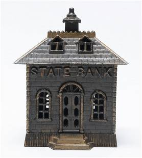 State Cast Iron Building Bank