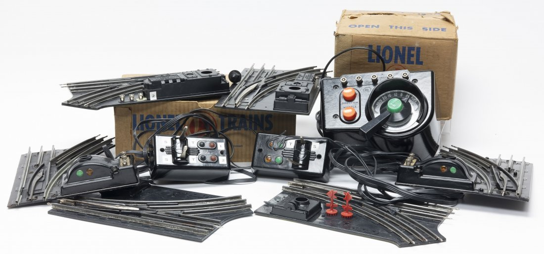 Lionel Switch and Transformer