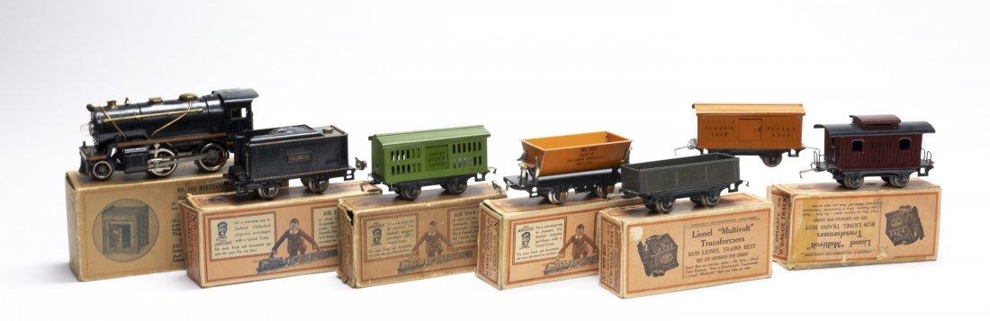 Lionel No. 258 Freight Set