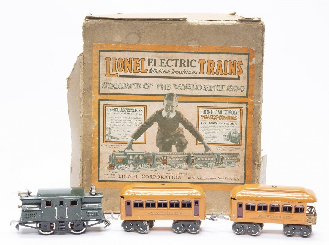 Lionel Box Set No. 96