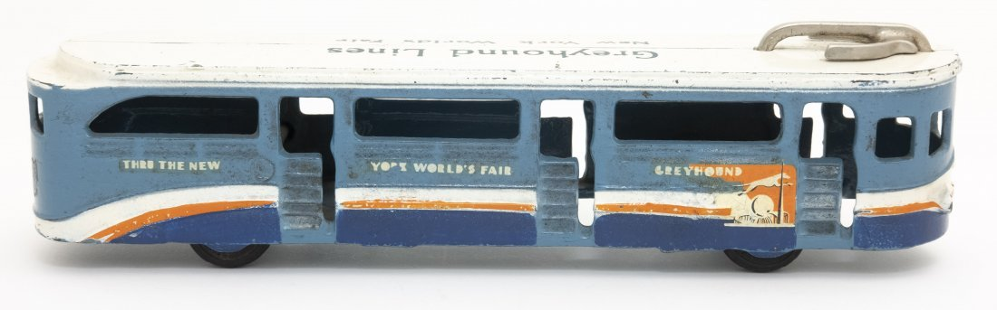 Arcade New York World's Fair Tram