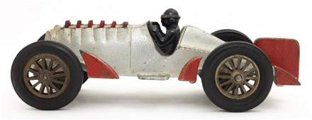 Hubley Race Car with Moving Pistons