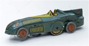 Kellerman Land Speed Race Car with Six Wheels