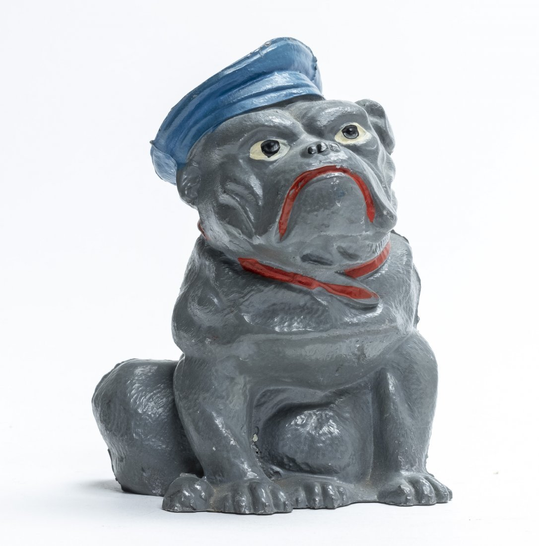 Sailor Bulldog - Spelter Bank