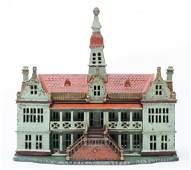 Palace Bank - Multicolor Cast Iron Bank
