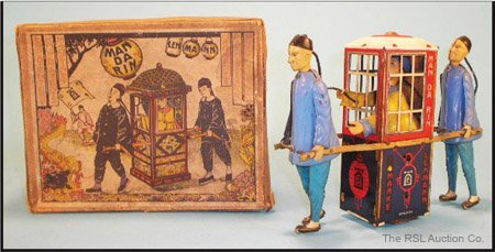 20: LEHMANN MANDARIN NO,. 565 - ORIGINAL BOX
