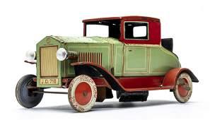 J. Distler Coupe Wind Up Tin