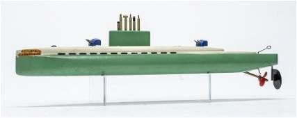 ZAX Submarine with Box