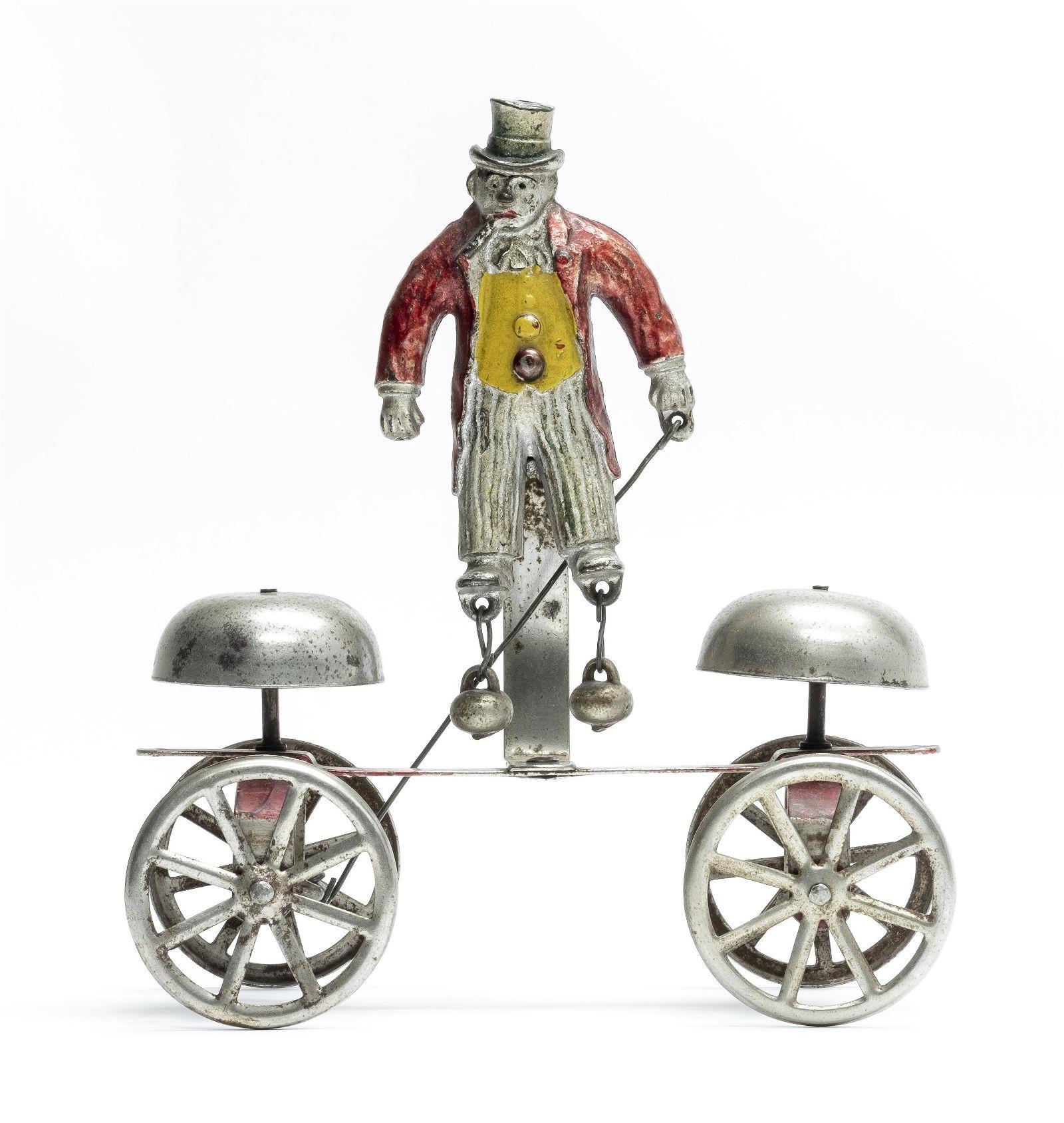 Mr. Flip Bell Toy