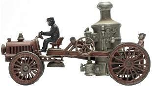 Transitional Fire Pumper