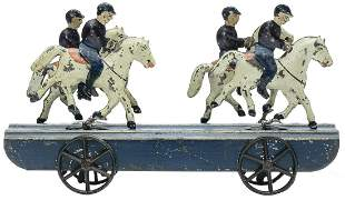 The Jerome Park Racers Articulated Platform Toy