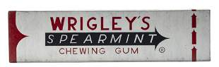 Wrigley's Spearmint Gum Trade Stimulator