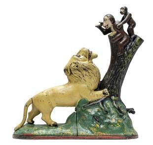 Lion & Monkeys Bank