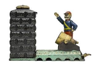 Artillery Bank - Union Soldier