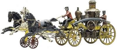 Three Horse Pumper