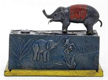 Baby Elephant Unlocks at X O