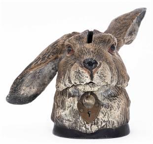 Rabbit Head Spelter Bank