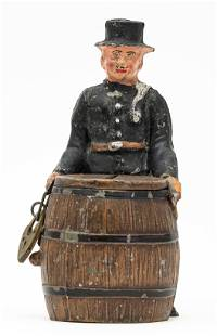 Chimney Sweep by Barrel Spelter Bank