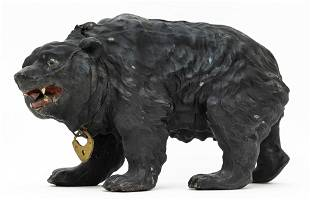 Growling Bear Spelter Bank