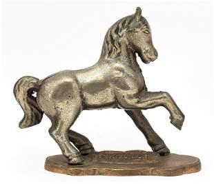 Prancing Horse on Base Bank