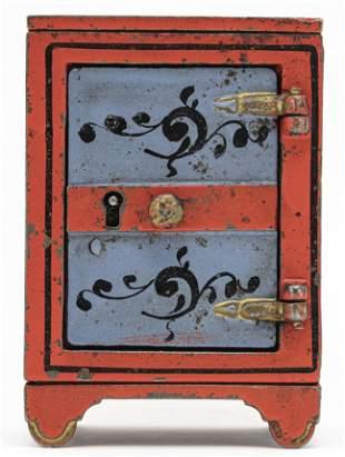 Stenciled Door Safe