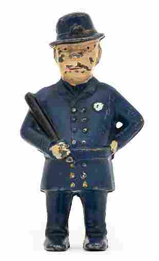 Mulligan the Cop Bank Iron Bank
