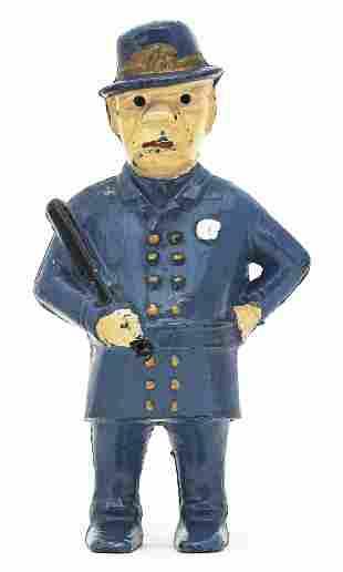 Mulligan the Cop Iron Bank