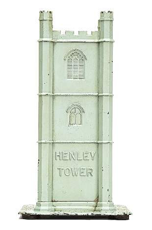The Henley Tower Iron Bank
