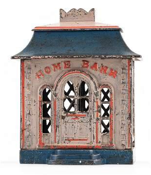 Home Bank - Narrow Building