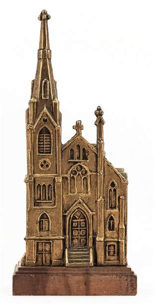 Unusual Presbyterian Church Bank