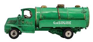 Mack Truck Gasoline Tanker Toy