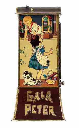 Cailler Chocolates Vending Bank