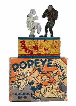 Popeye Knockout Bank