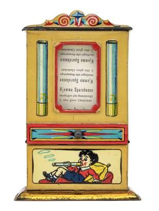 Cigarette Vending Bank