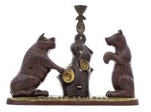 The Bull & Bear Market Iron Bank