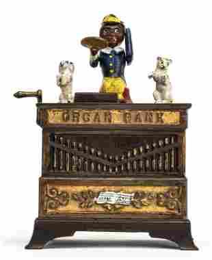 Organ Bank - Cat & Dog Iron Bank